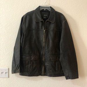🧥 Nice BKE 67 Men's Genuine Leather Jacket